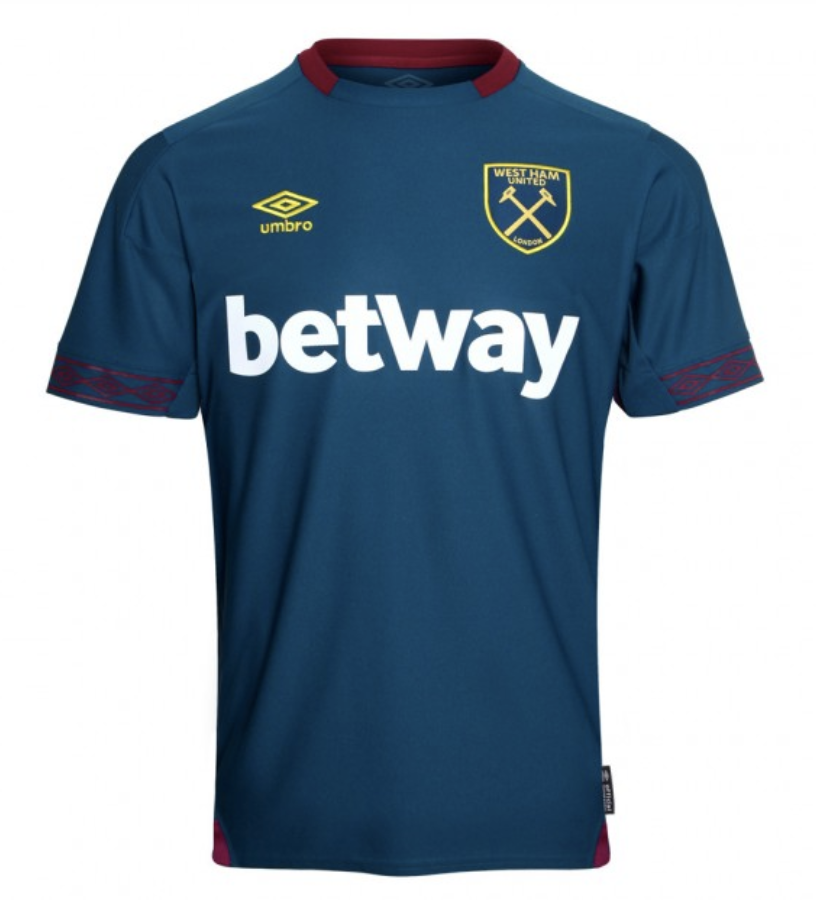 West ham United Away Kit 2018-2019